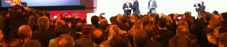 VDZ Publishers Night  2011: Henri Kissinger wird geehrt