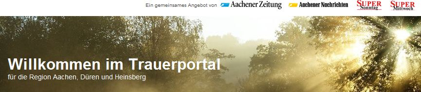 Aachener newspapers and advertising journals work with iAnnounce